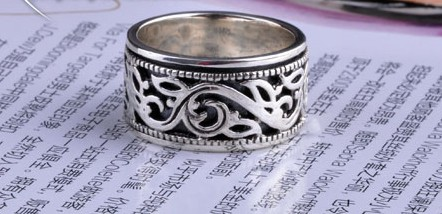 tibetan finger ring