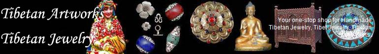 tibetan jewelry, tibetan artwork